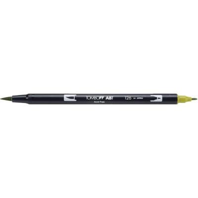 Tombow Dual Brush Pen - Kéthegyű marker filctoll