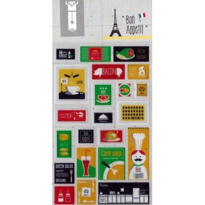 Suatelier Sonia's emoji matricák