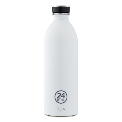 24Bottles Urban BASIC kulacs 1000 ml Ice white
