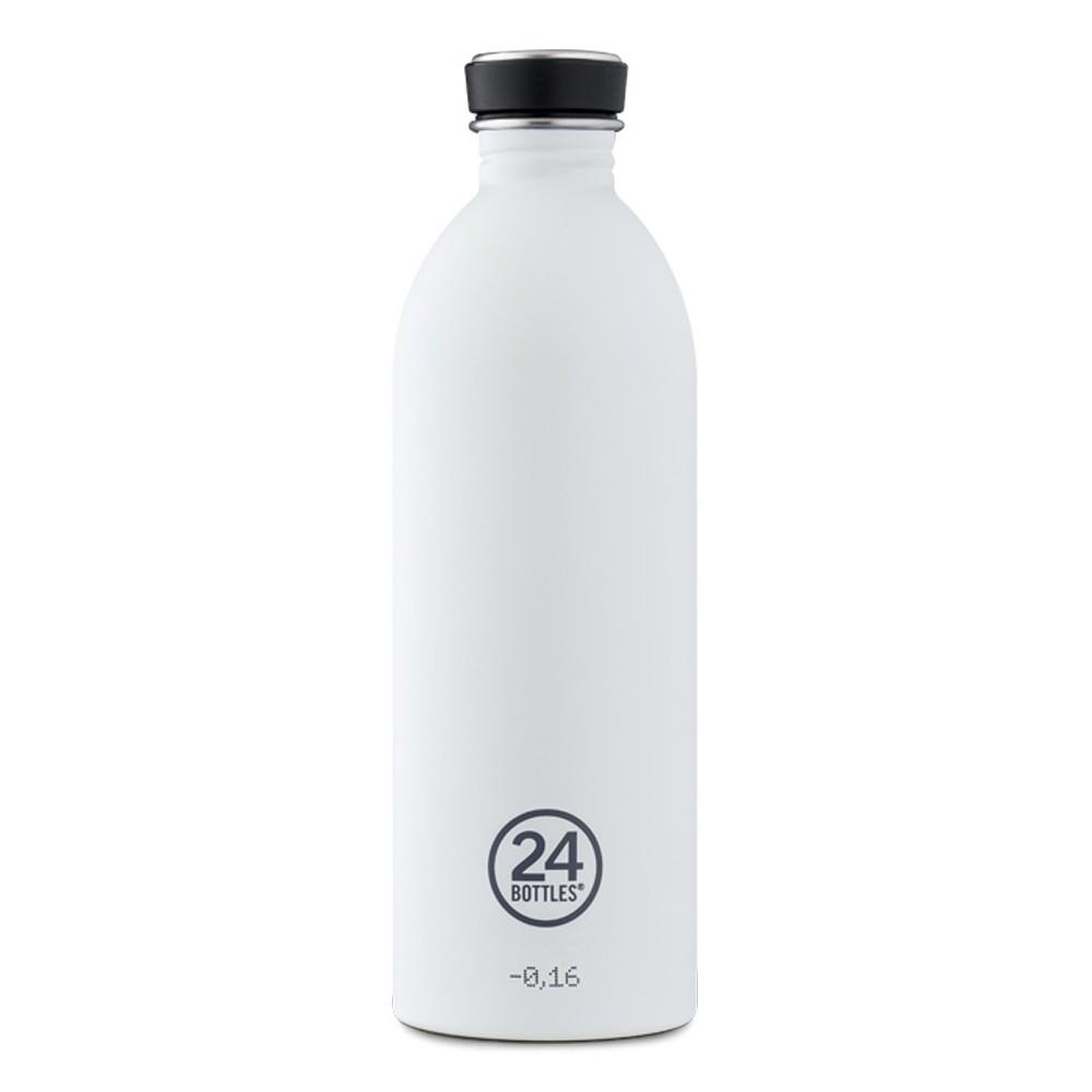24Bottles Urban BASIC kulacs 1000 ml Ice white