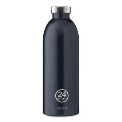 24Bottles Clima ROVER 850 ml, termosz Deep blue