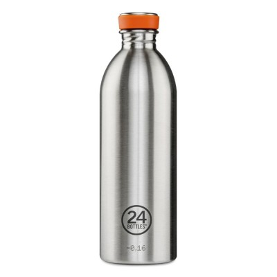 24Bottles Urban BASIC kulacs 250 ml Steel