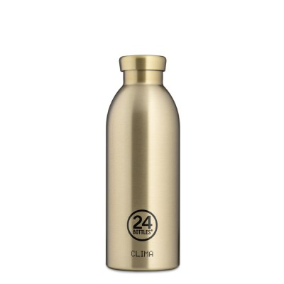 24Bottles Clima GLAM 500 ml, termosz Prosecco gold