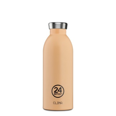 24Bottles Clima EARTH 500 ml, termosz Dusty pink