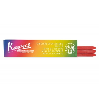 KAWECO töltőceruza betét 3.2mm, mix colors