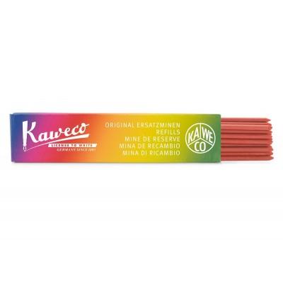 KAWECO töltőceruza betét 2.0mm, piros színben