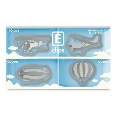 MIDORI E-Clips, erdei állatok