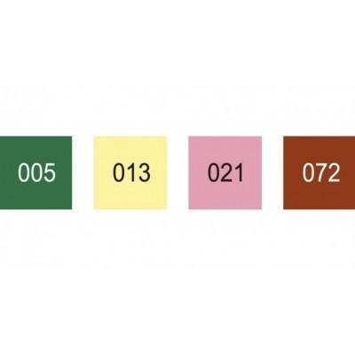 Kuretake Art&Graphic Twin 6db-os készlet, 4 évszak színeivel