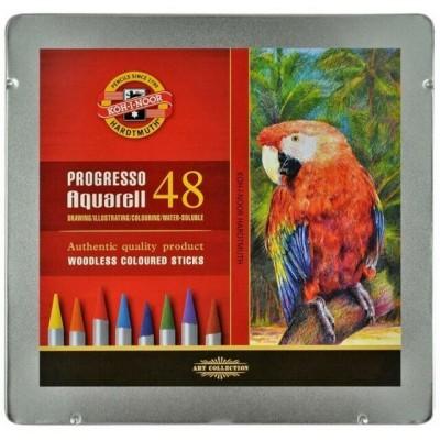 Koh-I-Noor Progresso 48db-os akvarell ceruzakészlet