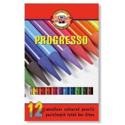 Szinesceruza Koh-I-Noor Progresso 12 8756