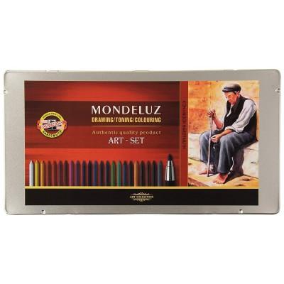 Koh-I-Noor Mondeluz 32db-os töltőceruza készlet
