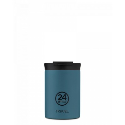 24Bottles Travel tumbler PASTEL 350 ml, Clou blue