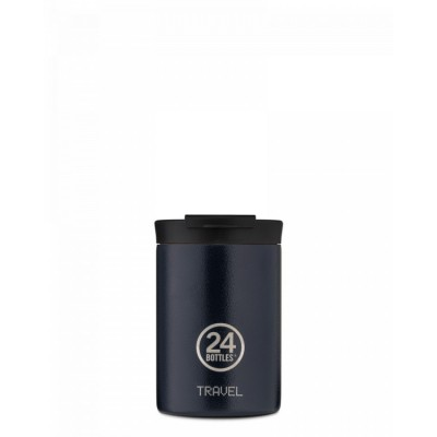 24Bottles Travel tumbler ROVER 350 ml, Sunset orange