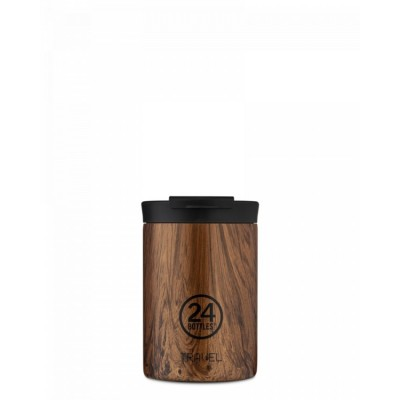 24Bottles Travel tumbler GRAND 350 ml, Rose gold