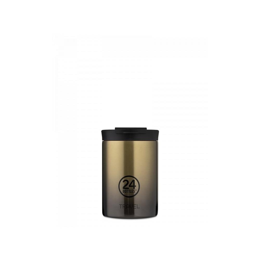 24Bottles Travel tumbler GRAND 350 ml, Rose gold