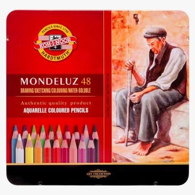 Koh-I-Noor Mondeluz 48db-os akvarell ceruzakészlet