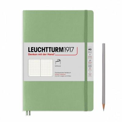LEUCHTTURM1917 Pocket A5 vonalas SOFTCOVER