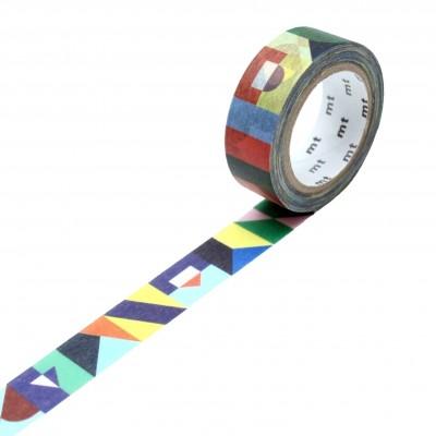 MT Washi Tape - Papier tigre