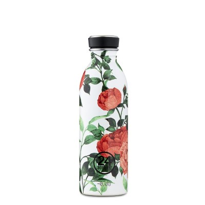 24Bottles Urban FLORAL kulacs 500 ml-es, Fresco scent