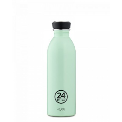 24Bottles Urban PASTEL kulacs 500 ml-es, Aqua green