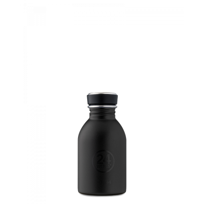 24Bottles Urban Bottles 250ml, tuxedo black