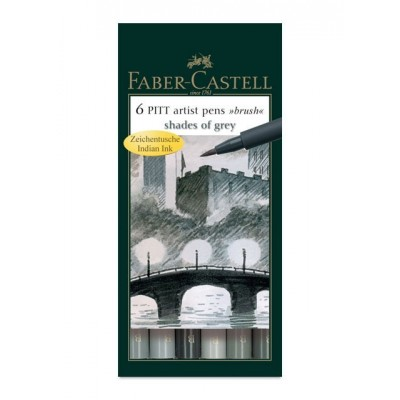 Faber-Castell ecsetfilc PITT Art Shades