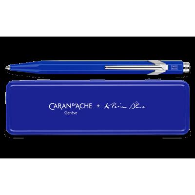 Caran d'Ache 849 Klein Blue limitált kiadású golyóstoll