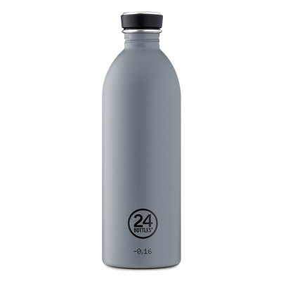 24Bottles Urban Basic kulacs 1000ml, Formal grey