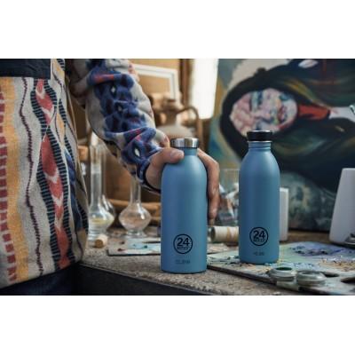 24Bottles Clima Bottle 500ml termosz, Powder Blue
