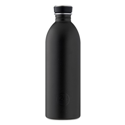 24Bottles Urban Basic kulacs 1000ml, Tudexo black