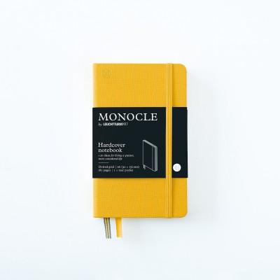 LEUCHTTURM1917 x Monocle A6 pontozott lapos notebook