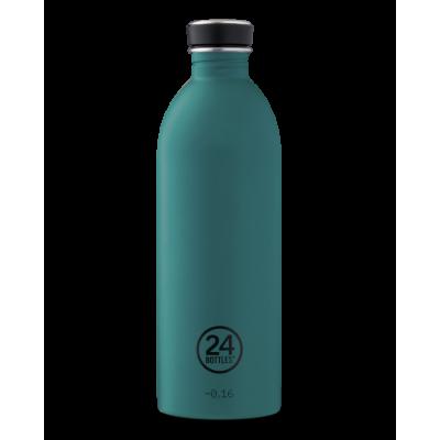 24Bottles Urban Bottles 1000ml, Stone Atlantic Bay