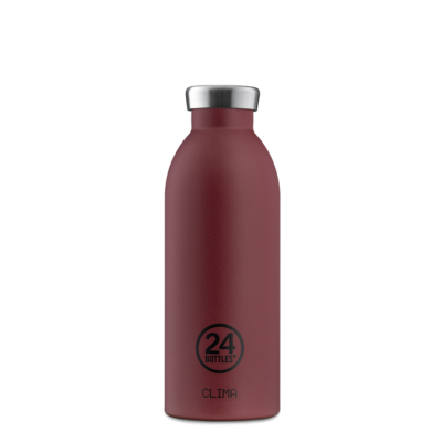 24Bottles Clima 500 ml termosz, country red
