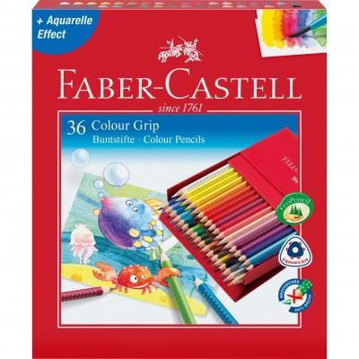 Faber-Castell Grip Studio Box színesceruza készlet 36db