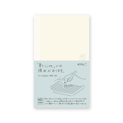 MD Paper notebook B6, négyzetrácsos lapokkal