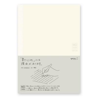 MD Paper notebook A5, vonalas lapokkal