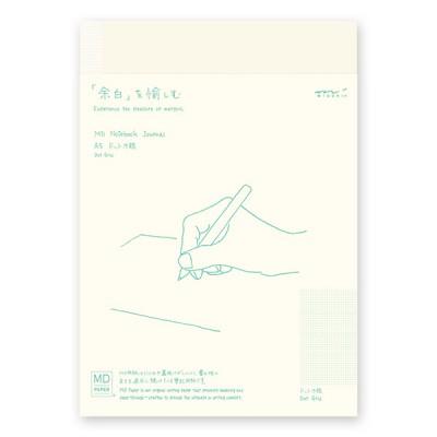 MD Paper notebook A5, pontozott lapokkal