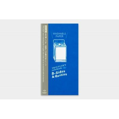 Traveler's Notebook limitált kiadású vízálló papíros refill