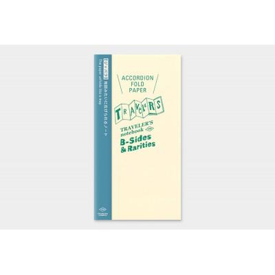 Traveler's Notebook limitált kiadású leporelló refill