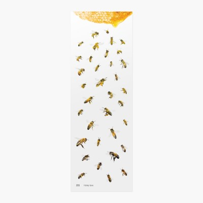 Appree Sticky Nature Sticker - Honeybee