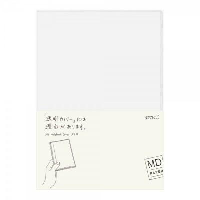 MD Paper átlátszó borító A5