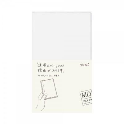 MD Paper átlátszó borító B6