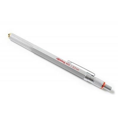 Rotring 800 mechanikus ceruza 0,5mm, ezüst