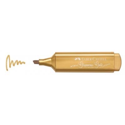 Faber-Castell szövegkiemelő metal - arany