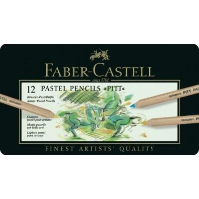 Faber-Castell Pitt Pastel szinesceruza