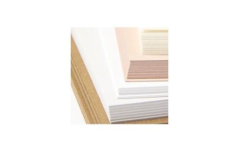 Műszaki papírok és kartonok