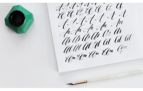 Kalligráfia eszközök