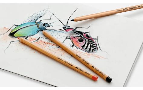 Pasztell ceruzák